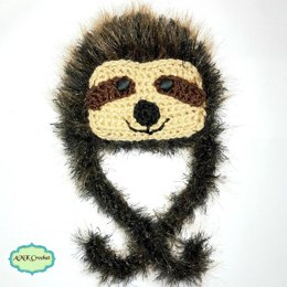 Newborn Baby Sloth Hat