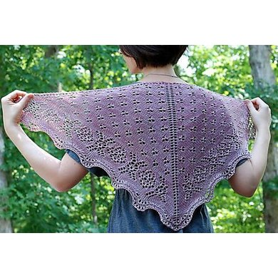 Seasons Shawlette