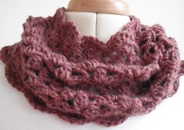 Variations crochet cowl