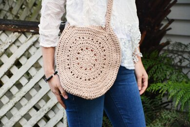 Sunset Boho Bag