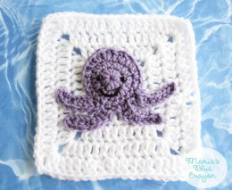 Octopus Granny Square
