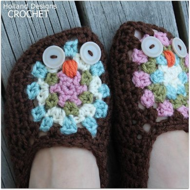 Night Owl Slippers