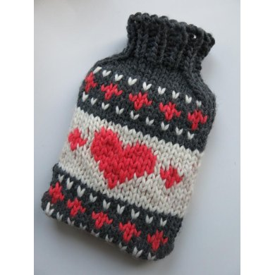 Alpinist Hot Water Bottle Cover