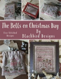 Blackbird Designs Bells on Christmas Day - BD308 - Leaflet