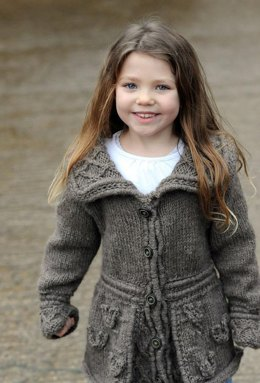 Eco Knit Child/Adult Adaptable Horseshoe Jacket