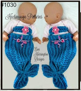 1030 - BABY Mermaid Tail