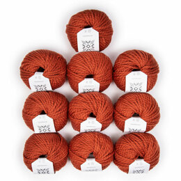 MillaMia Naturally Soft Super Chunky 10er Sparset