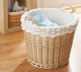 Basket Lining in Lily Sugar 'n Cream Scents