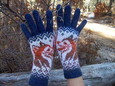 Dog Show Gloves
