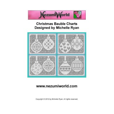Christmas Bauble Charts