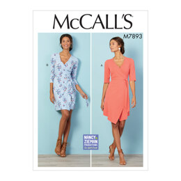 McCall's Misses/Women's Dresses M7893 - Sewing Pattern