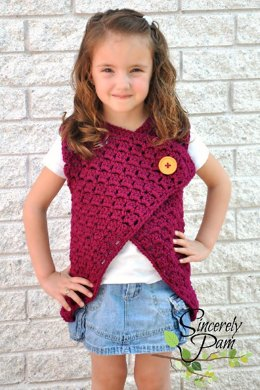 Madison Vest (Child Sizes)