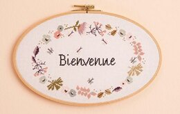 Rico Door Sign Embroidery Kit