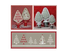 Sue Hillis Designs A Wintry Mix - L417 - Leaflet