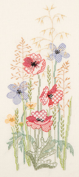 Derwentwater Designs Summer Cross Stitch Kit