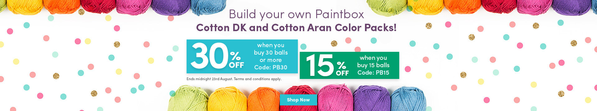 LK Marketing - NA Paintbox Cotton