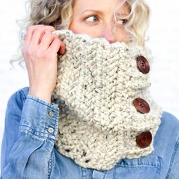 """The Bixby"" Cowl"
