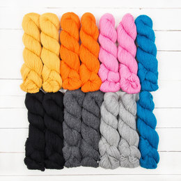 Cascade Yarns Lessons in Geometry by Kat Goldin - 14 Ball Colour Pack