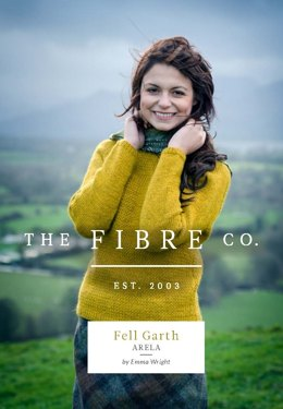 Arela Back Buttoned Cardigan in The Fibre Co. Cumbria - Downloadable PDF