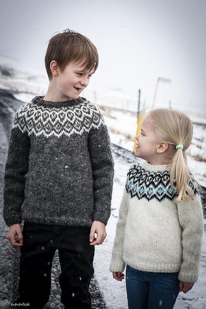 Kuldi Lopi Sweater Knitting pattern by unneva | Knitting Patterns ...