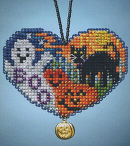 Mill Hill Love Halloween Cross Stitch Kit