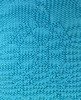 Susie the Sea Turtle Baby Blanket