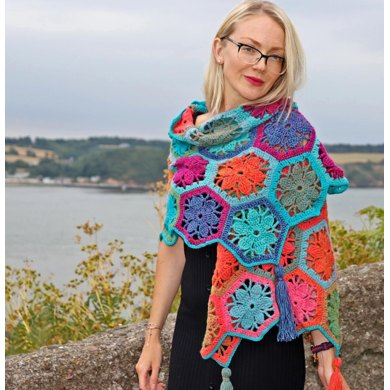 Red River Shawl