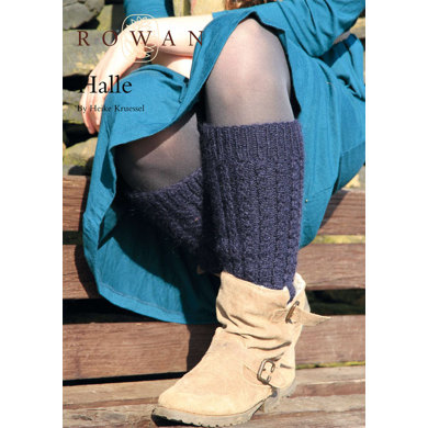 Halle Arm/Legwarmers in Rowan Kid Classic