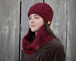 Ainsleigh Hat and Cowl