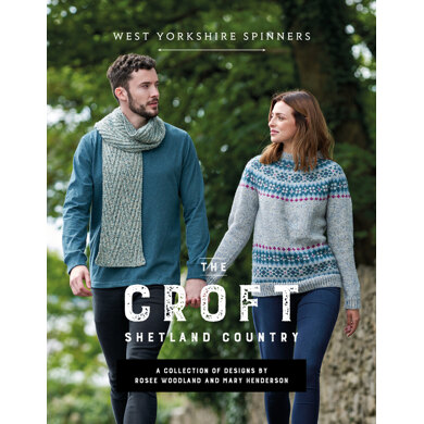 The Croft Pattern Collections by Mary Henderson & Rosee Woodland