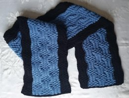 Wiggly Scarf