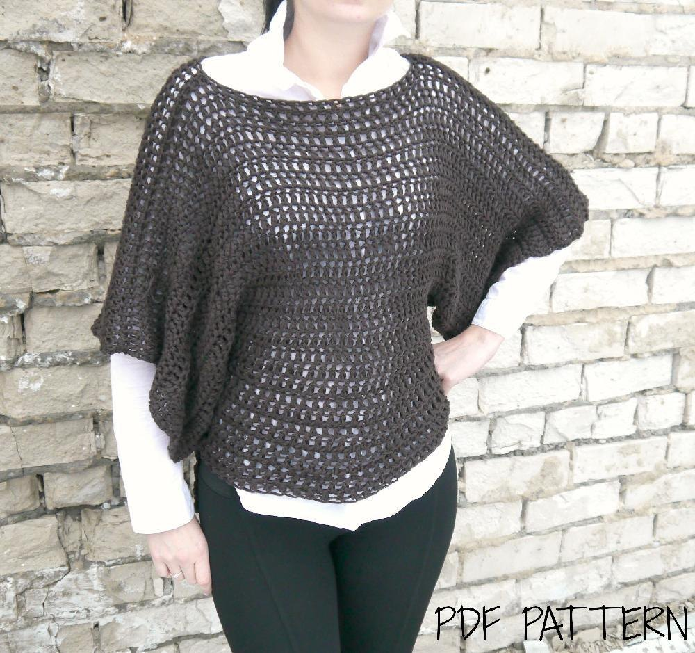 Adult oversized fit sweater crochet pattern by themailodesign adult oversized fit sweater crochet pattern by themailodesign knitting patterns loveknitting bankloansurffo Choice Image