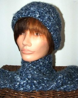 Free and Easy Scarf and Hat