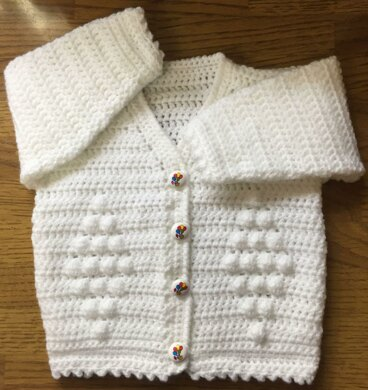Baby'Child's V Neck Cardigan - 1004