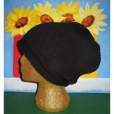 Roll Brim Super Slouch Hat
