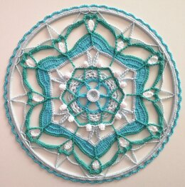 Whispers of Spring Mandala