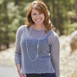 Cirrus Top in Valley Yarns Southampton - 836 - Downloadable PDF