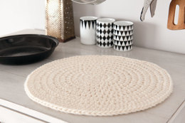 Placemat in Rico Essentials Super Super Chunky - 6 - Downloadable PDF