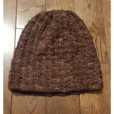 Waving Rib Hat
