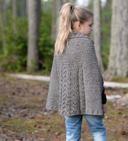 Cheviot Cape Coat