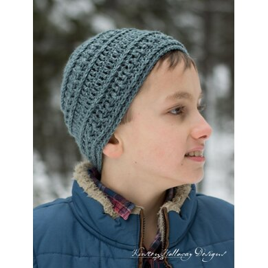Wanderlust Beanie - Toddler and Child Sizes