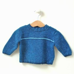 Baby Boy sweater 'Flash Stripe'