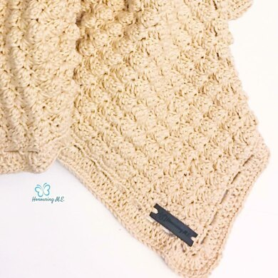 Adore Me Baby Blanket