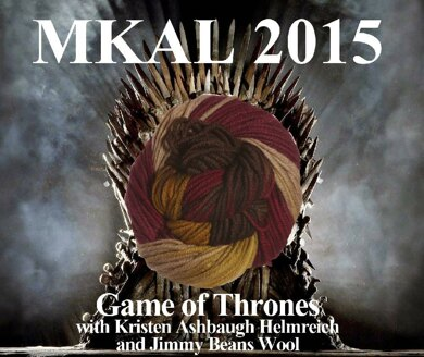 Game of Thrones Mystery KAL 2015