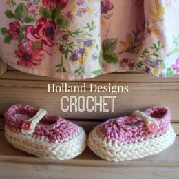 Easy Street Baby Shoes
