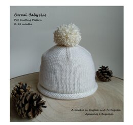 Boreal Baby Hat