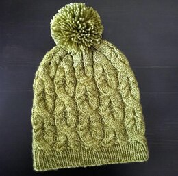Sultana Cabled Hat