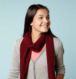 Super Scarf in Caron Simply Soft - Downloadable PDF