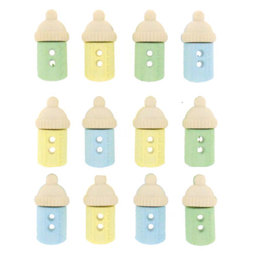Dress It Up Sew Cute Baby Bottles-Boy