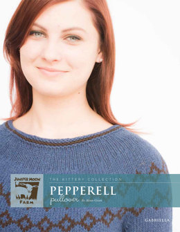 Pepperell Pullover in Juniper Moon Gabriella - Downloadable PDF